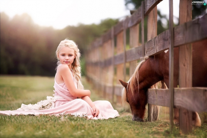 Girls and horse_24